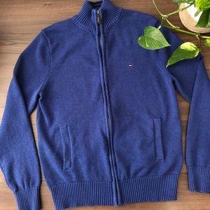 Tommy Hilfiger   Blue Sweater Vest